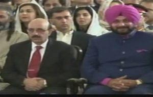 sidhu with jk president
